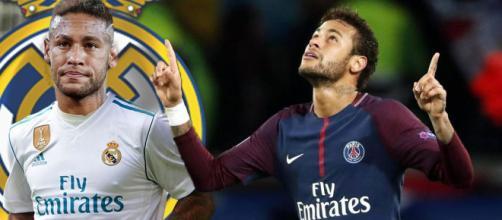 Neymar podría cambiar Paris por Madrid