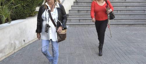 Problemas entre las hijas de la Campos.