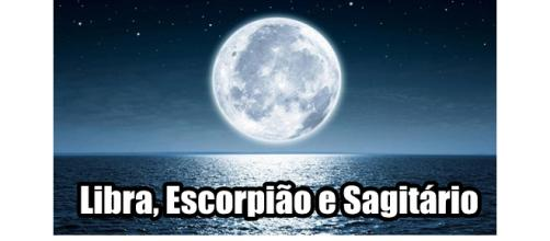 Sagitário: Lua entra em 18/11, às 15h59