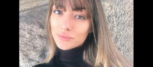 Soleil Sorgé in vacanza con Marco Cartasegna
