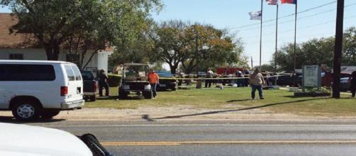 Texas : fusillade dans une église, 26 morts