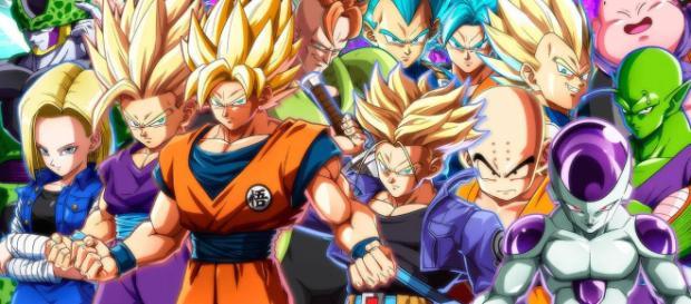 Dragon Ball FighterZ: Todos los personajes confirmados hasta ahora ... - vandal.net