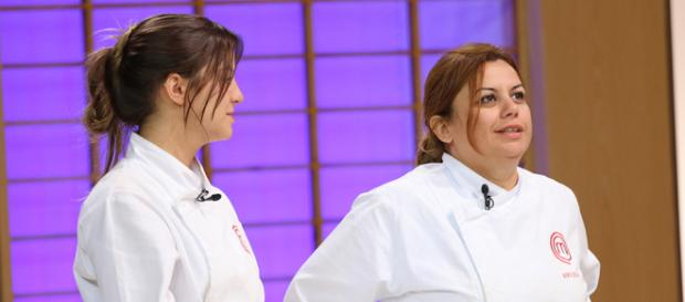 Elisa e Helena, primeira temporada do ''Masterchef''