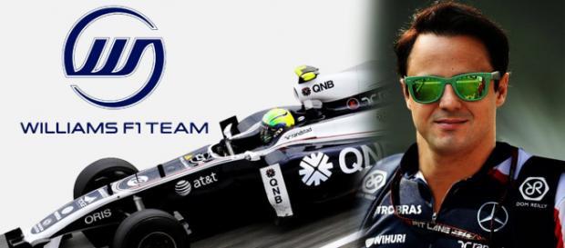 Felipe Massa: piloto profissional desde 2002