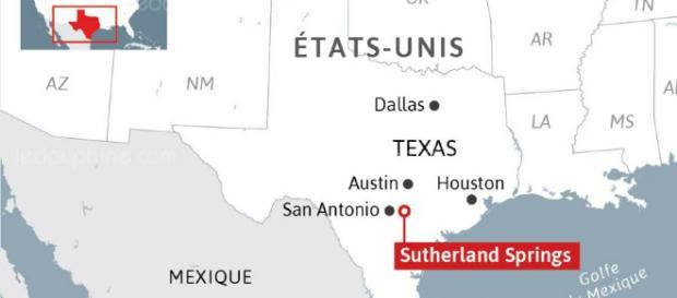 France/Monde   Fusillade au Texas: 26 morts, le tireur identifié - ledauphine.com