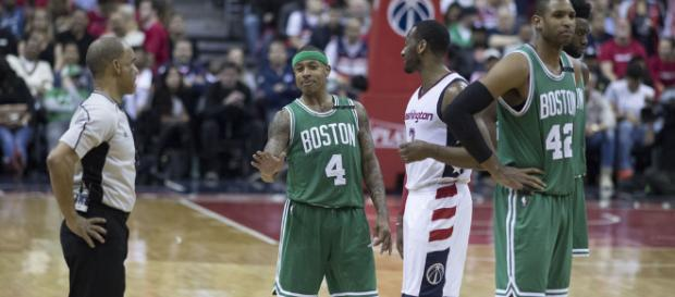 Isaiah Thomas could be back very soon. Image Credit: Keith Allison / Flickr