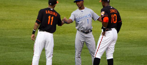 Jarrod Dyson possess a number of tools that the Baltimore Orioles need. (Photo credit: Keith Allison/Flickr)