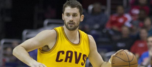 Kevin Love ended up in the hospital. Image Credit: Keith Allison / Flickr