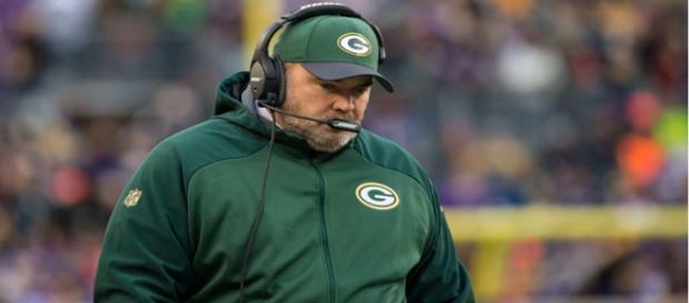 Packers coach Mike McCarthy - [Image via Fox Sports Radio/ Youtube]
