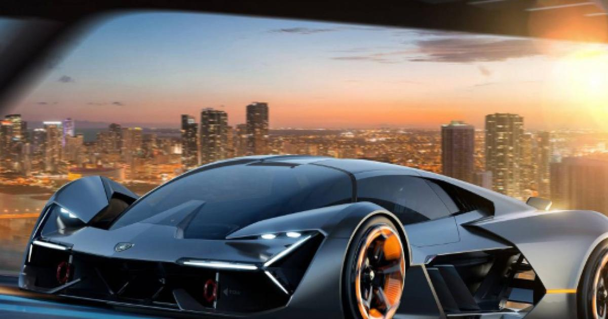 lamborghini terzo millennio an electric hypercar like no other. Black Bedroom Furniture Sets. Home Design Ideas