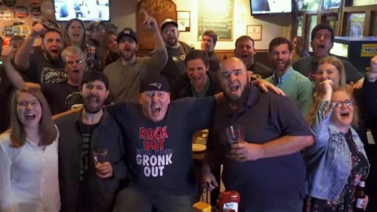 New England Patriots viral video hits the nail on the head ...