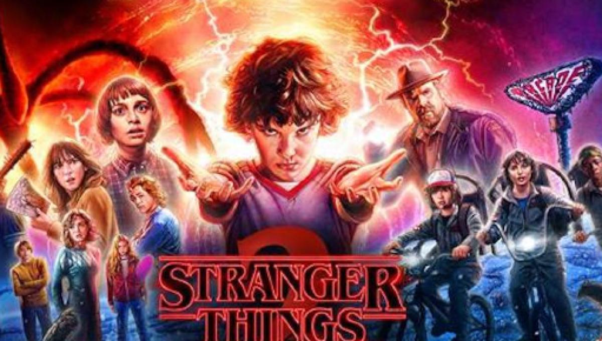 Harbour's comments on Stranger Things