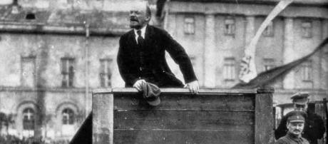 Don't be fooled by Lenin's apologists, he established one of the most evil states in history. Image credit: World History - worldhistory.us