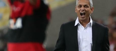 Rueda é o atual técnico do Flamengo