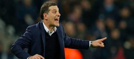 The sacked West Ham United manager Slaven Bilic during a past match. (Image Credit: Cs2Kaisar Judi/Flickr)