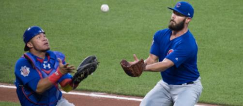 Arrieta is one of nine players who received a qualifying offer. Image Source: Flickr | Keith Allison