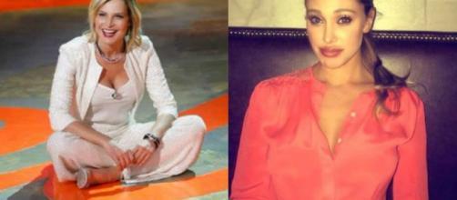 Belen Rodriguez o Simona Ventura? Caos a Mediaset