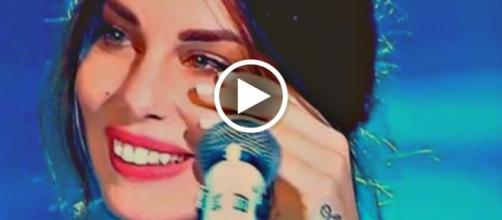 Bianca Atzei in lacrime per Max Biaggi. Video ... - deejay.it