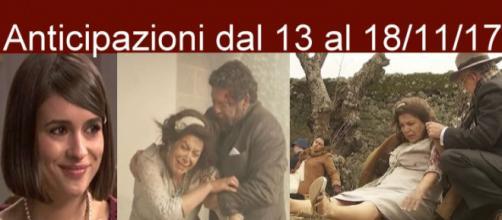 Bomba al matrimonio di Francisca e Raimundo. Beatriz cambia look