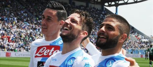 Calciomercato Napoli Atletico Madrid Mertens - ilnapolista.it