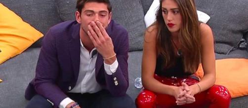 Cecilia e Ignazio hanno fatto l'amore davanti alle telecamere