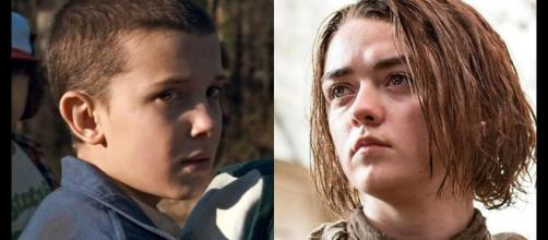 Fillettes surpuissantes : Eleven VS Arya - tic-time.fr