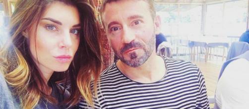 Fine della storia tra Max Biaggi e Bianca Atzei - Credits: Instagram