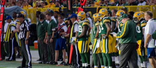 Green Bay Packers - Mike Morbeck via Wikimedia Commons