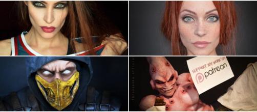 Jovem é destaque na internet pela habilidade em se maquiar