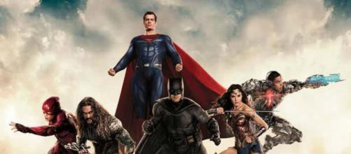 Justice League à l'assaut des écrans !
