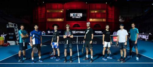 Les huit meilleurs jeunes de l'année s'affrontent à Milan (ATP World Tour)