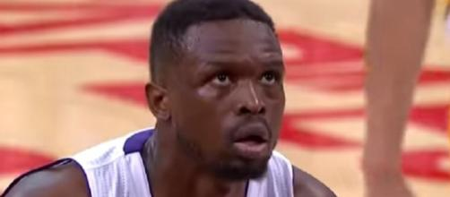 Luol Deng has played in just one game this season (Image Credit: DownToBuck/YouTube)