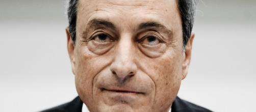 Mario Draghi presidente BCE ricorda che il problema NPL non è risolto