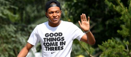 Mbappé: « Le Real Madrid essaie de me recruter depuis que j'ai 14 ... - bfmtv.com