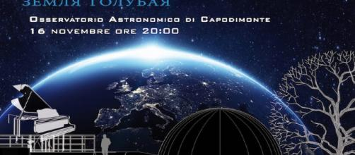 Serata all'Osservatorio Astronomico di Capodimonte
