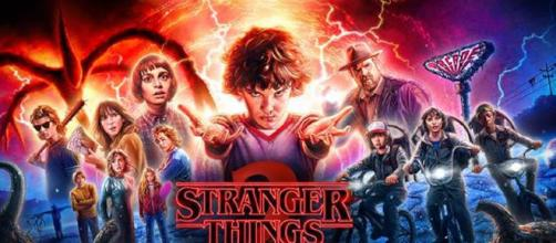 Stranger Things Season 2/ Photo via Facebook.com/StrangerThingsTV