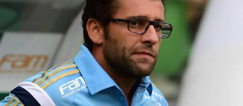 Técnico do Palmeiras, Alberto Valentim
