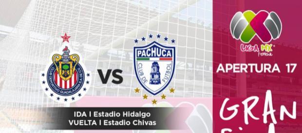 Chivas y Pachuca definirán quien sera el campeón (Vía Liga MX Femenil)