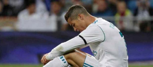 Cristiano Ronaldo está incomodado com falta de gols