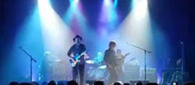 "Drive-By Truckers are dishing out the truth of the times in ""The Perilous Night."" Robert Morris screencap/YouTube"