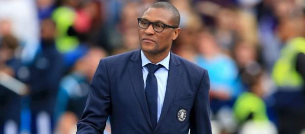 Former Chelsea technical director Michael Emenalo during his period at the London club. (Image Credit: Mba Patrick/Flickr)