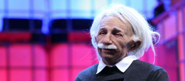 IA caracterizada de Einstein acredita que a humanidade pode se autoaniquilar