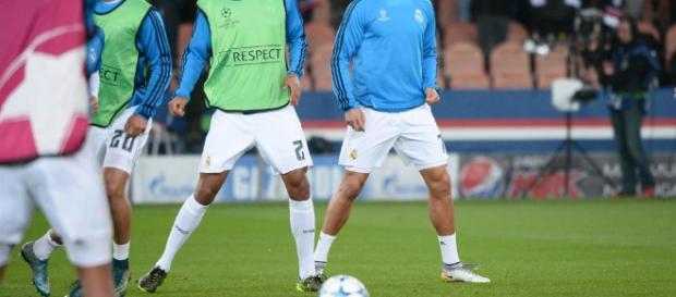 Madrid - Varane de retour à l'entraînement - madeinfoot.com