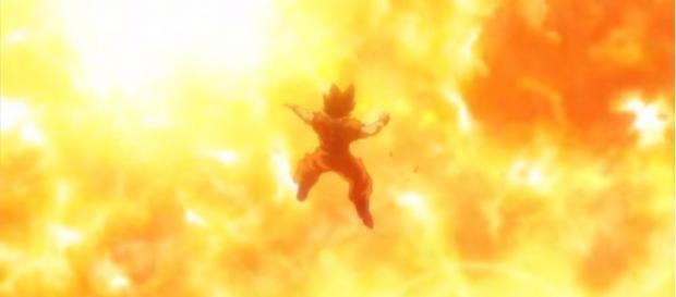 Son Goku - [Image via YouTube/SliceofOtaku]