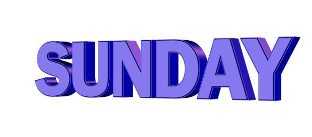 Sunday night TV choices are a tough call.[Image Credit: Google via Piabay]