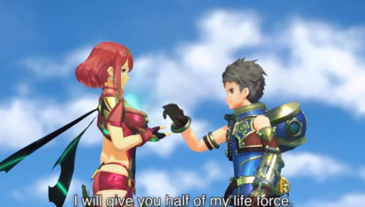 Xenoblade Chronicles 2 Gets New Details With Latest Nintendo Direct Switch English Us