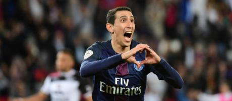 Foot PSG - PSG : Avant le mercato, Di Maria clame à Emery son ... - foot01.com
