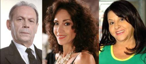 14% do elenco de 'Senhora do Destino', que está no ar na Globo, já faleceram