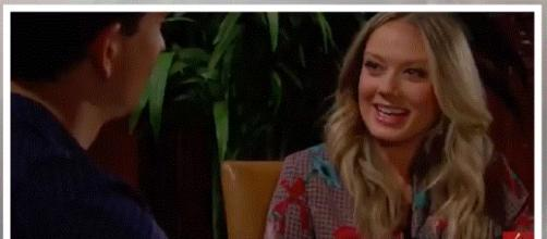 Abby is not aware of Zack's other life. (Image via YR worldwide fans/YouTube screencap).