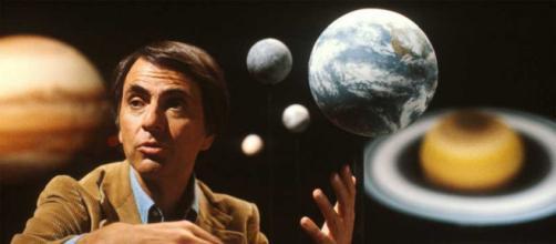 Carl Sagan: la Ciencia como pasión.